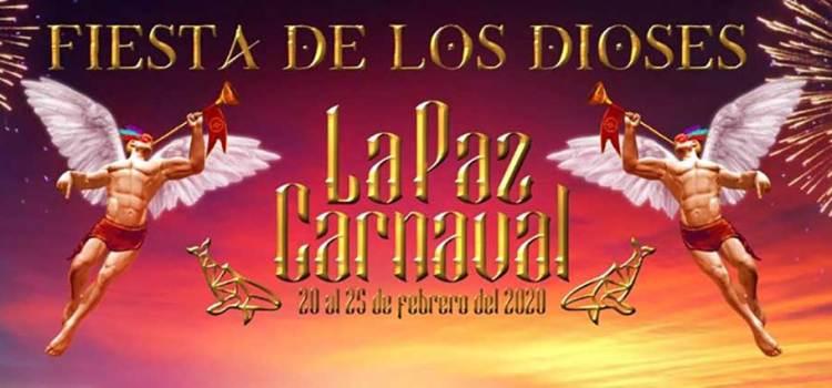 Dan a conocer la cartelera del Carnaval La Paz