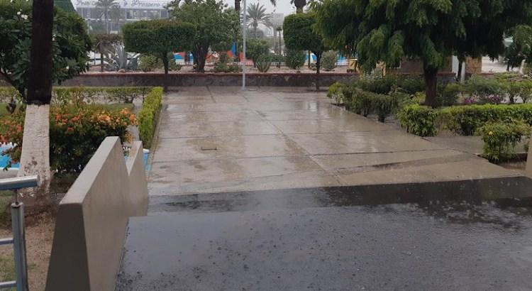Sólo emergencias menores han provocado las lluvias