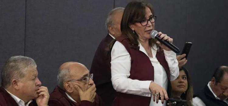 Hasta 2020 la renovación de dirigencia de Morena