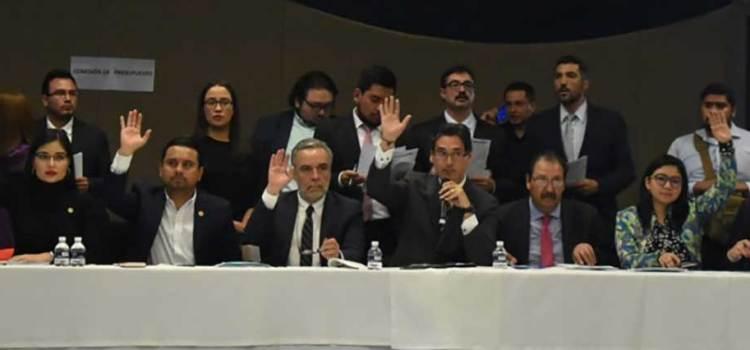 Aprueban Diputados Presupuesto de Egresos 2020