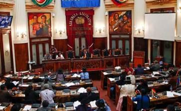 Proyectan elecciones en Bolivia