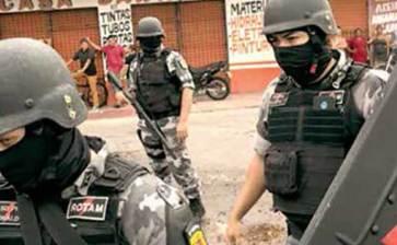 Al alza las ejecuciones extrajudiciales en Brasil