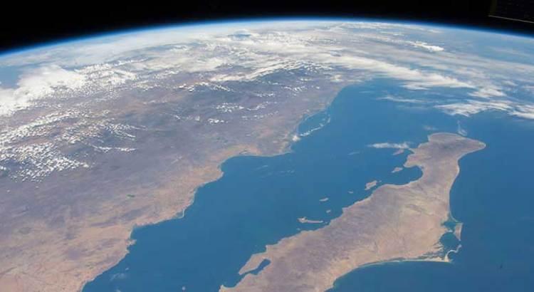 Mar de Cortés, I: ¿Mexicano?