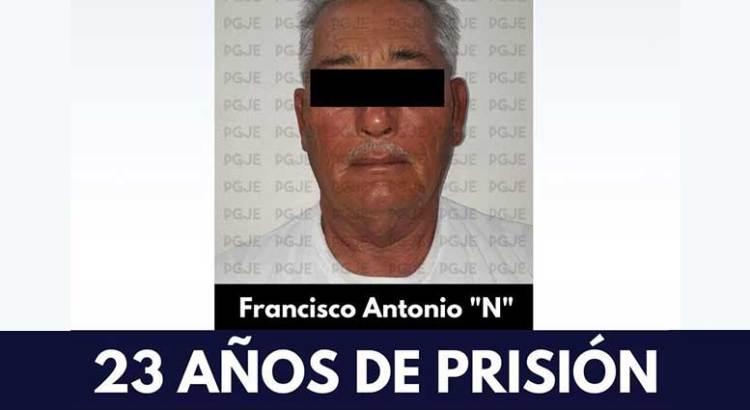 23 años de cárcel le dieron a violador serial