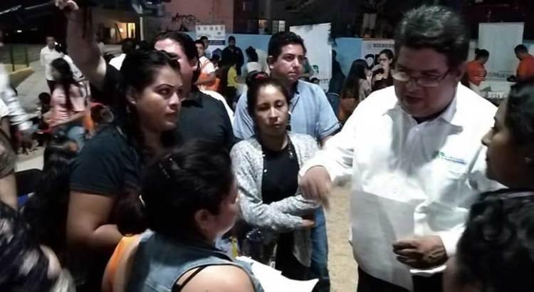 Piden vecinos de Chulavista apoyo al Gobernador