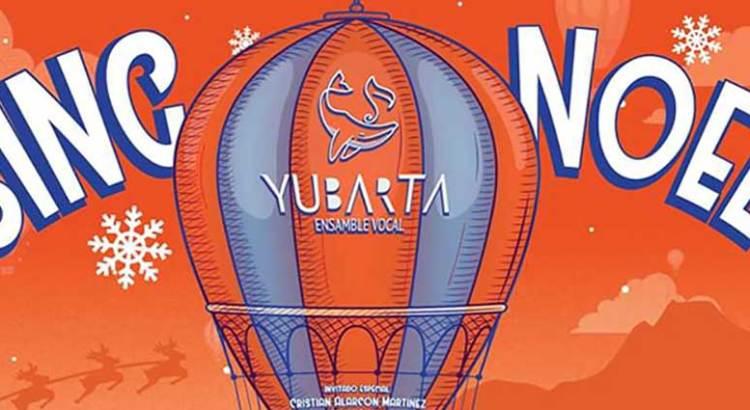 Unete al recorrido musical de Yubarta