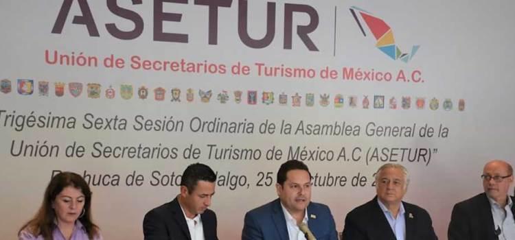 Aportó el turismo 8.7% del PIB durante 2019