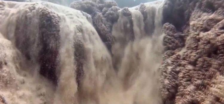 Las cascadas de arena, 60 años maravillando al mundo