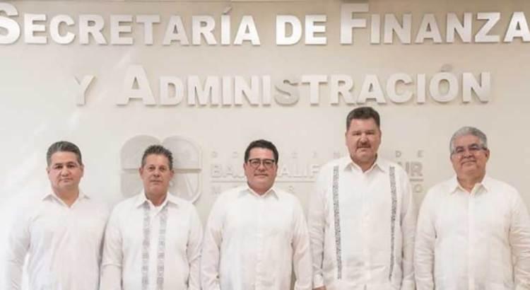 Nuevos nombramientos en la Secretaría de Finanzas