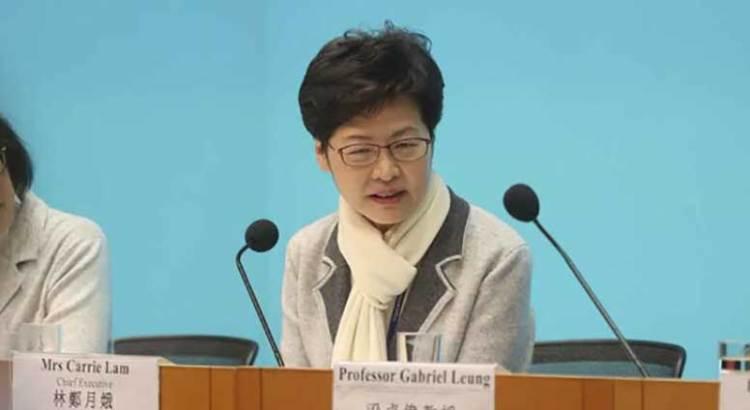 Declara Hong Kong emergencia