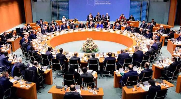 Buscan potencias la paz en Libia