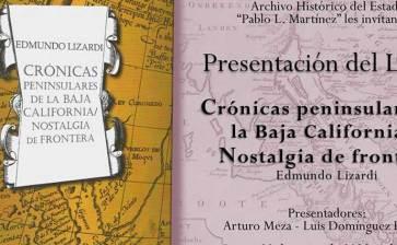 Presentación editorial en el Archivo Histórico