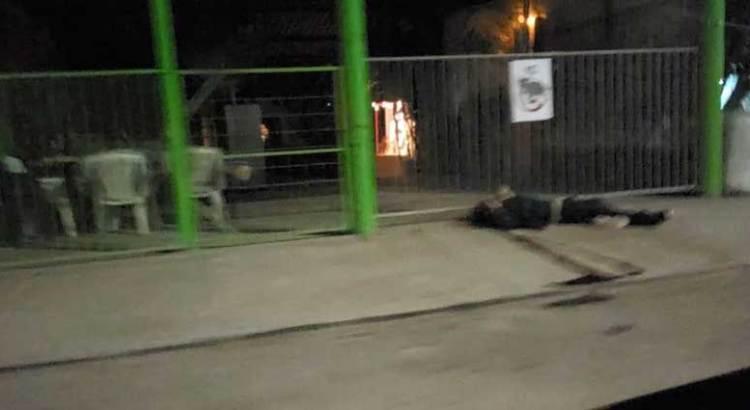 Otro ejecutado en Mulegé