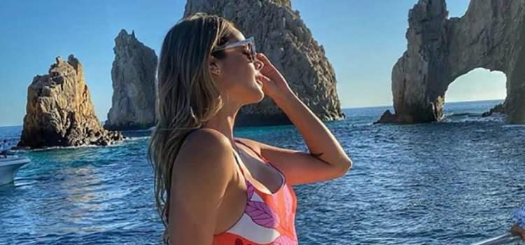 Presume Alejandra Buitrago a Los Cabos