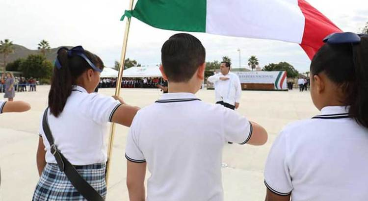 Conmemoraron  el día de la Bandera Nacional