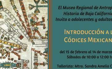 Invitan a «Introducción a los códices mexicanos»