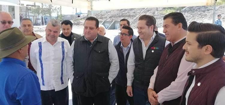 """Inauguran """"El Sendero de las Perlas"""""""