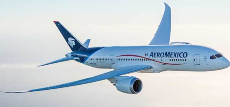 Cancela Aeroméxico sus rutas a Europa