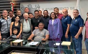 Ratifican la Comisión de Box y Lucha de La Paz