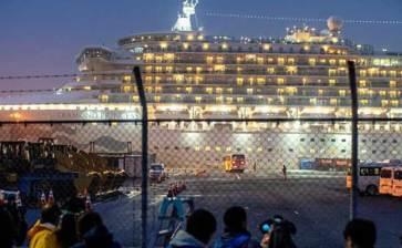 Pasan por Canal de Panamá cruceros con muertos y contagiados por COVID-19