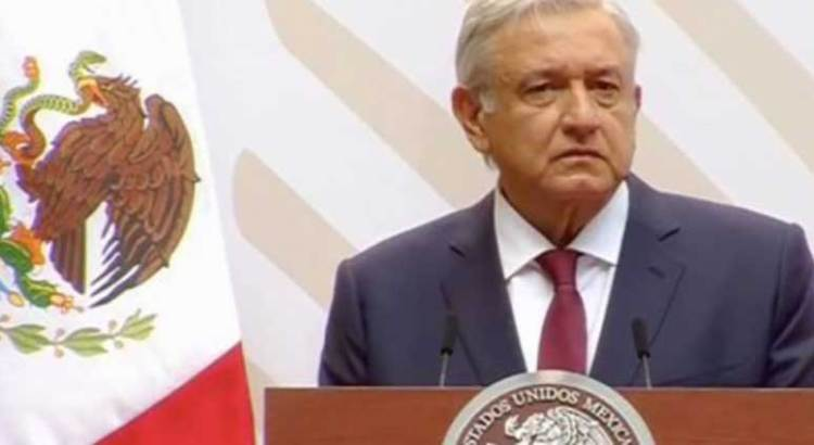 Anuncia López Obrador medidas económicas