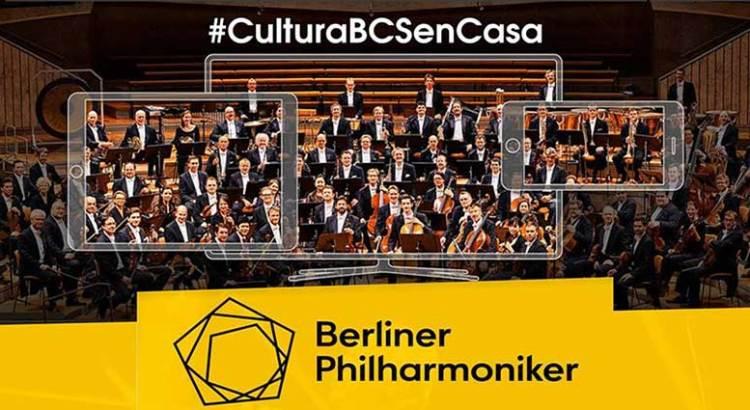 La Filarmónica de Berlín … en tu casa
