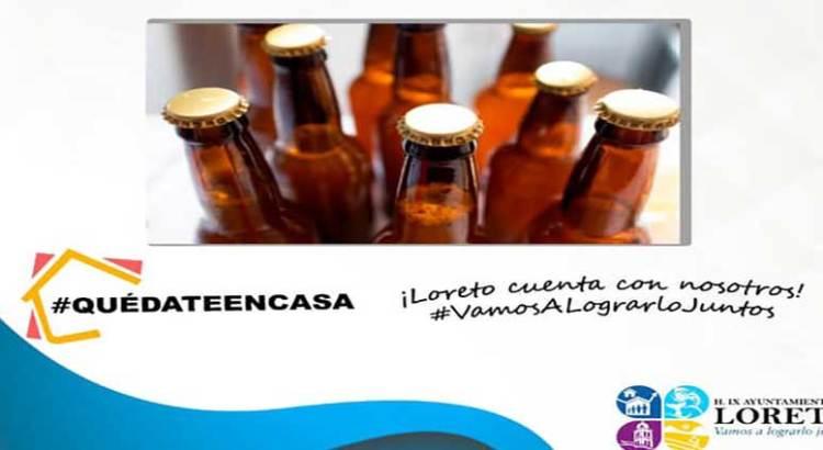 Loreto, un mes más sin cerveza