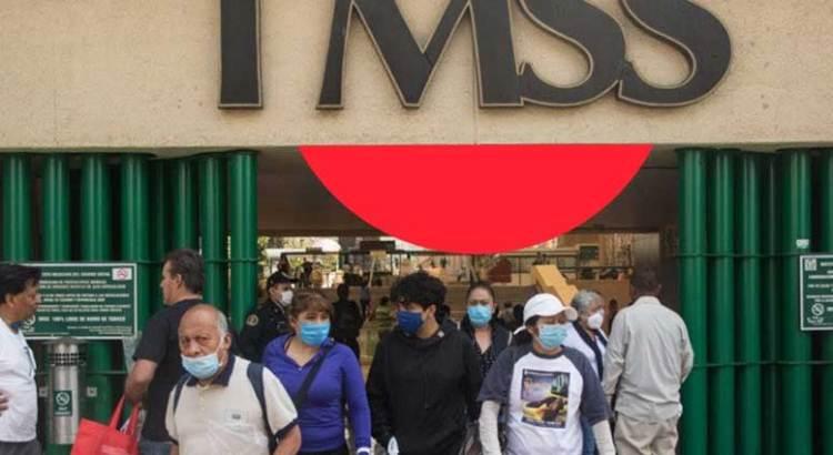Entra al IMSS por fractura