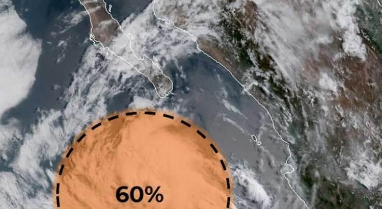 Favorecerá baja presión en el pacífico lluvias al sur de la entidad
