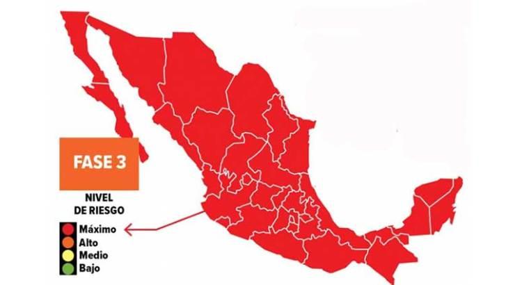 México, al rojo vivo