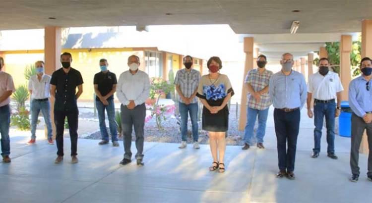 Hay nuevo responsable de la Unidad Académica UABCS en Pichilingue