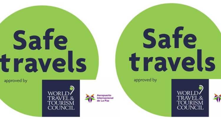 Certifica el WTTC a los aeropuertos de La Paz y Los Cabos