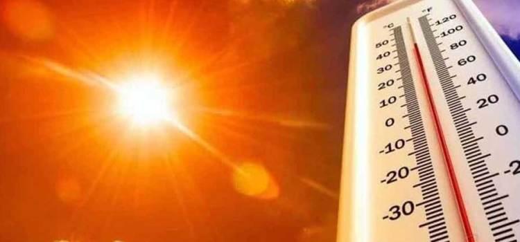 40 días de calor extremo