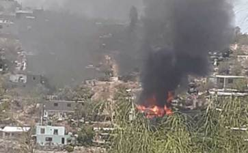 Fatal incendio en La Ladrillera
