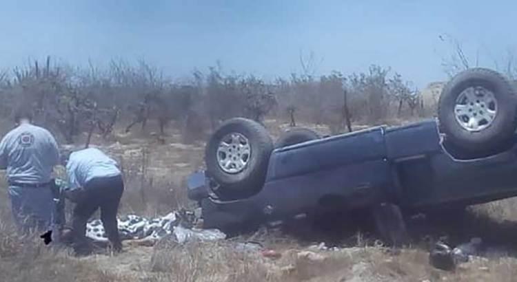 Fatal accidente en Las Pocitas