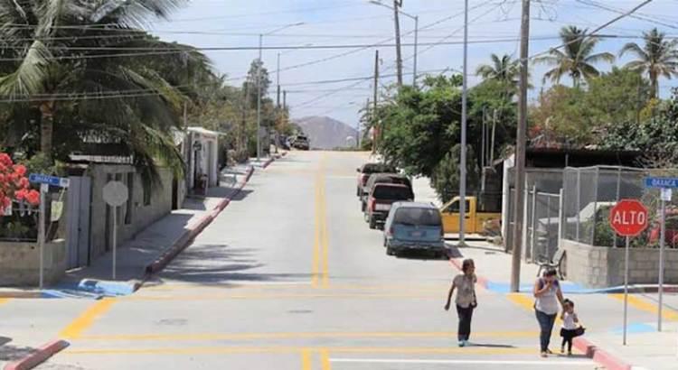 Con más infraestructura vial, se mejora imagen urbana de Los Cabos