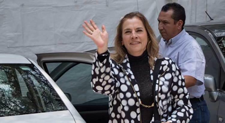 Arribó a Los Cabos Beatriz Gutiérrez Müller