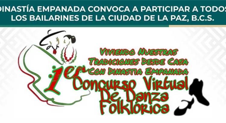 Convocan a primer concurso virtual de danza folklórica