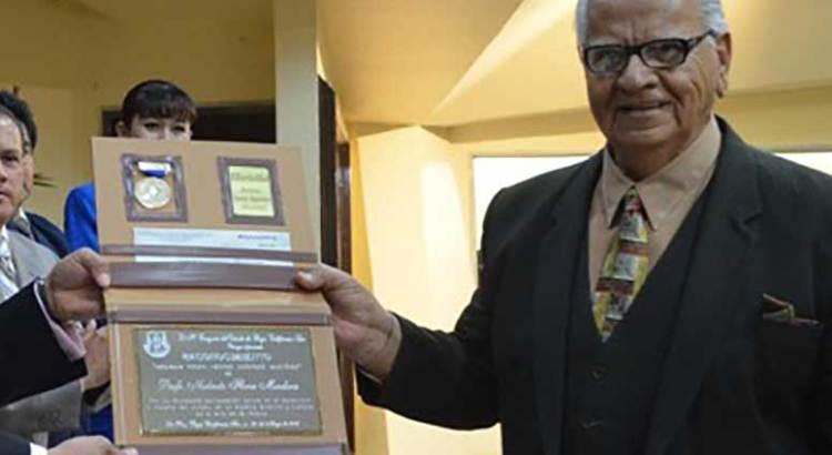 Descanse en paz Norberto Flores Mendoza