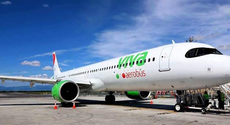 Inicia Viva Aerobus operación ruta La Paz-CDMX