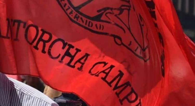 Denuncian a líderes de Antorcha Campesina