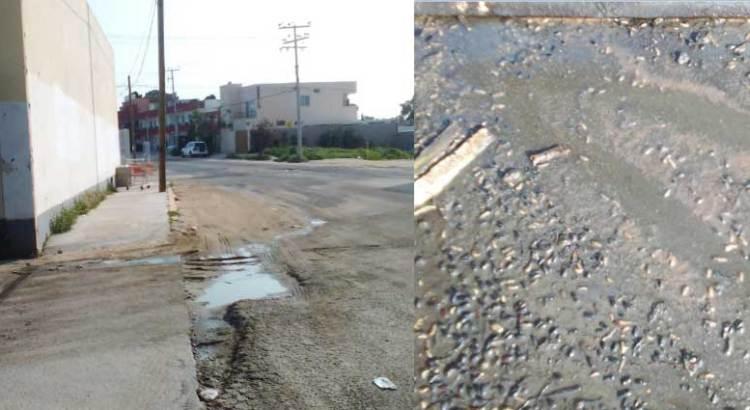 Contamina Chedraui las calles de Arcos del Sol
