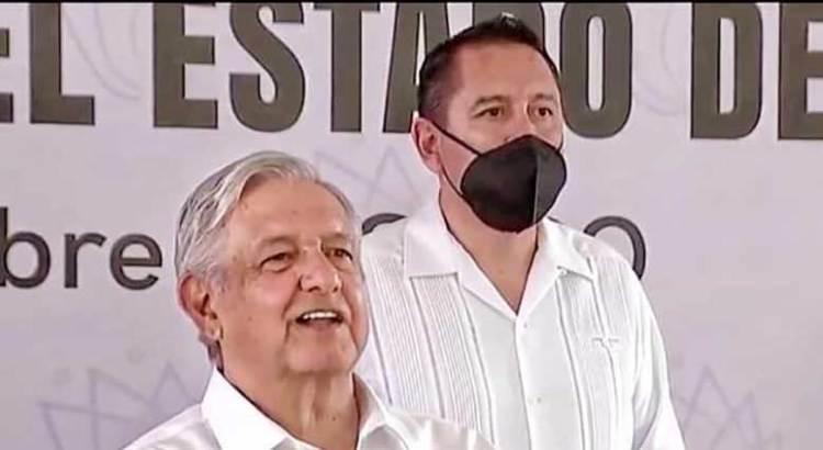"""Presume Adonai Carreón """"cercanía"""" con López Obrador"""