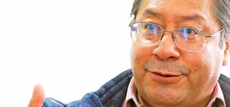 Avala Luis Arce retorno de Evo Morales