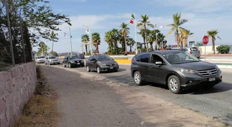 Se movilizan hasta La Paz dueños de bares cabeños