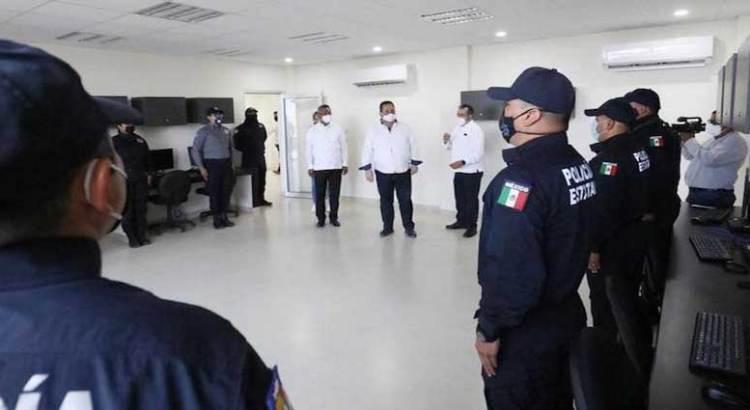 Entrega Gobernador comisaria de la Policía Estatal en Los Cabos