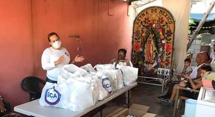 """Visitó """"Generosidad Compartida en Acción"""" la Progreso"""