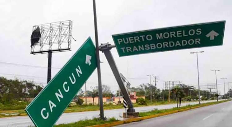 Saldo blanco en Quintana Roo