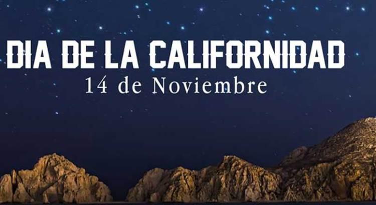 Convocan a celebrar el Día de la Californidad