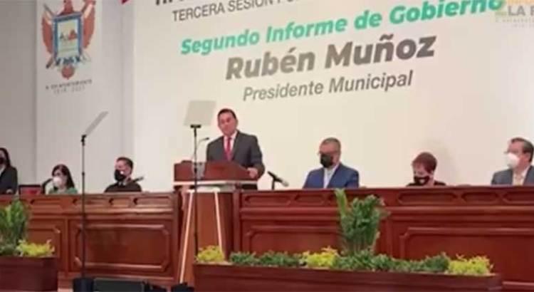 """""""Algo grande está pasando en La Paz"""""""